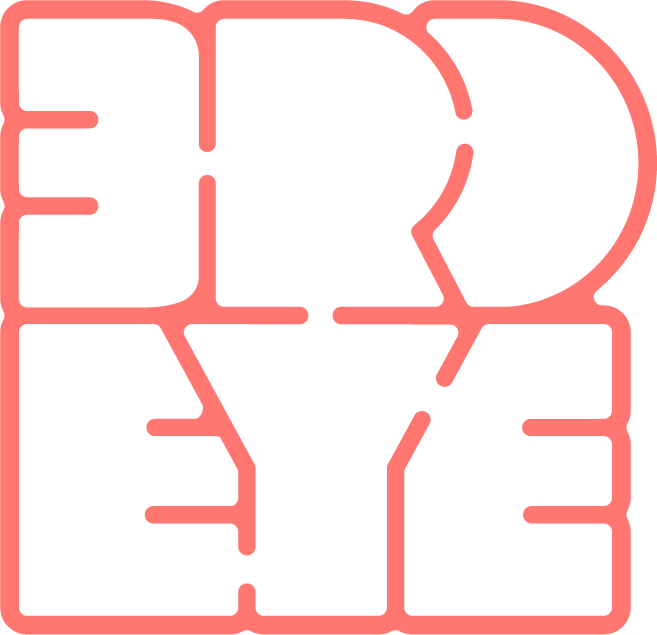 Thirdeye Logo Outlined
