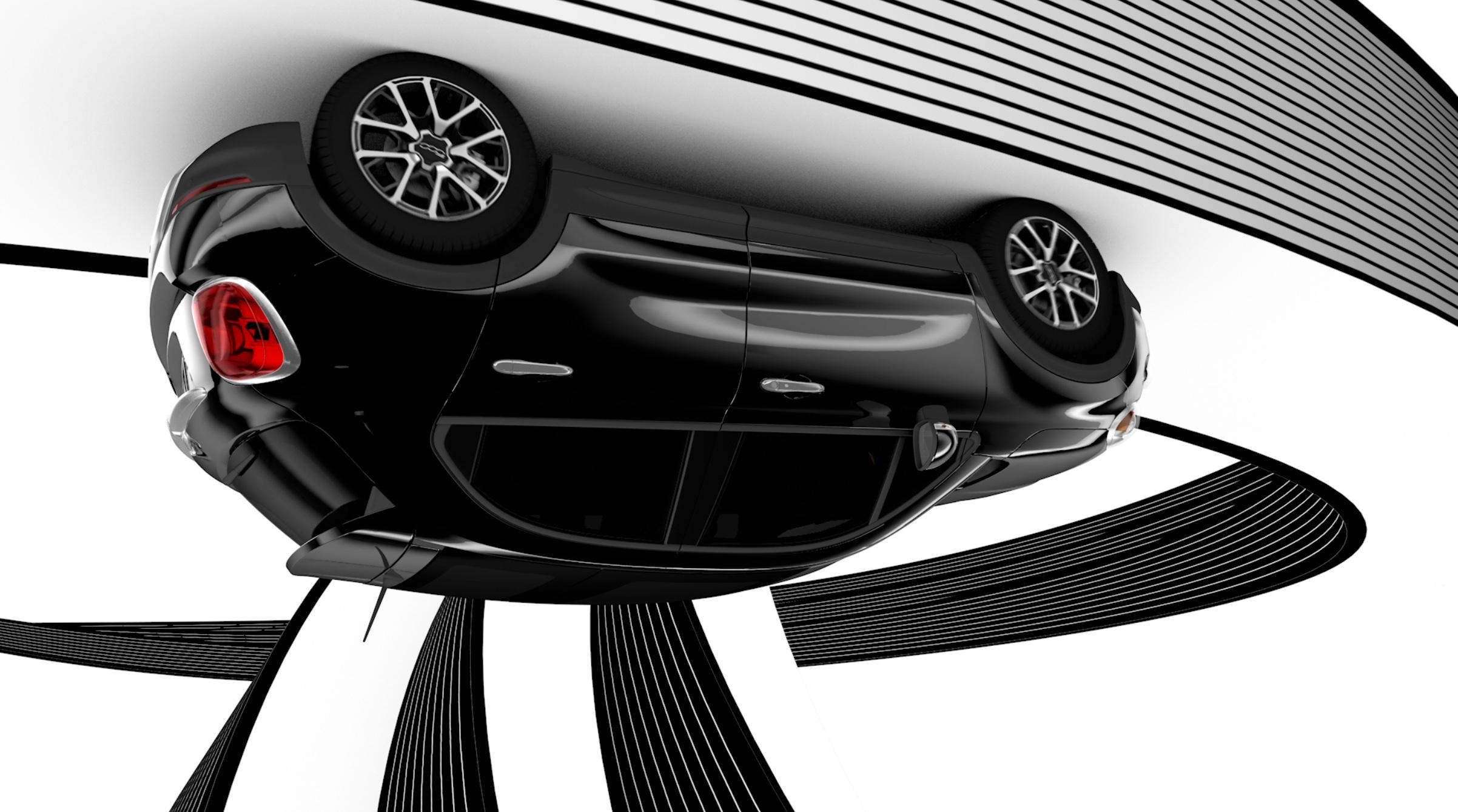 Sapient | Fiat 500 X