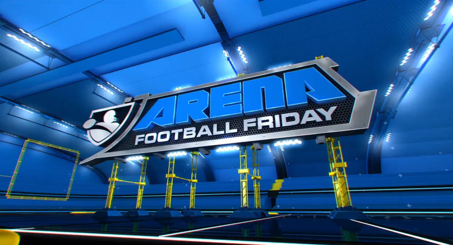 NFL Network | Arena Football Friday