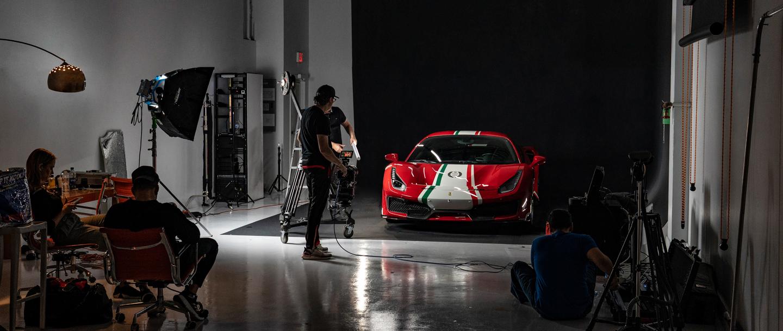 Thirdeye Studio Ferrari